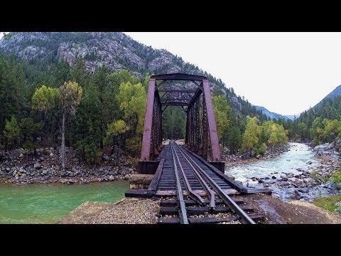 Durango & Silverton Guard's Eye View – Silverton to Shalona Lake