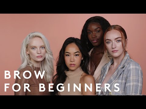 BROW FOR BEGINNERS | FENTY BEAUTY thumbnail