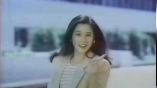 CM KAO MERIT 花王 メリット 田中裕子 Yuko Tanaka.