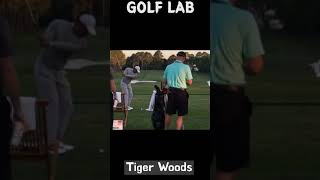 골프신 타이거우즈 연습…