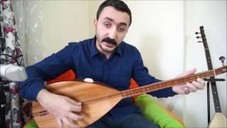 Ders 30/2 Bir Gönüle Aşk Girince Eycan Eycan Solfej (Bağlama Dersi)
