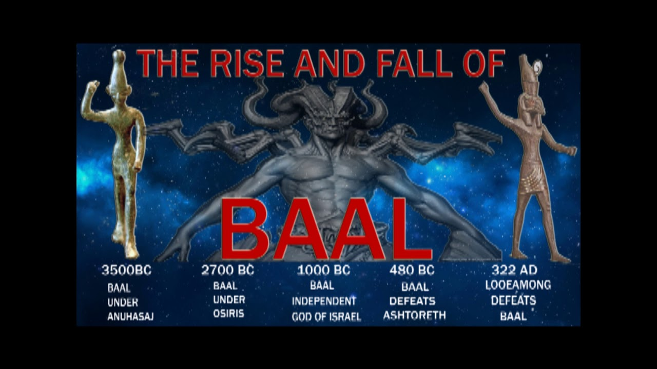 The Rise And Fall Of The God Baal