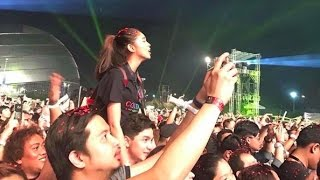 Eat Bulaga May 9 for 2017 LOOK: Alden carried Maine on his shoulder to enjoy #ColdplayManila