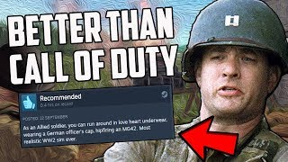 This Budget WW2 FPS Is The Game Call Of Duty Wishes it Was