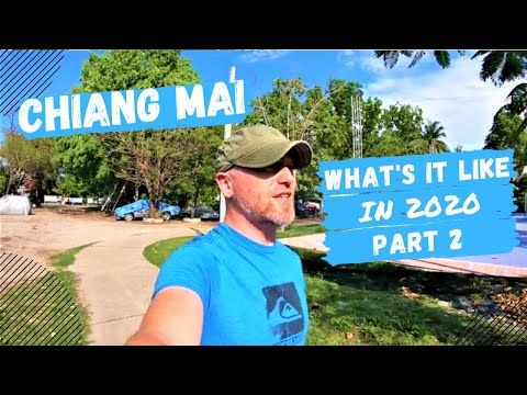 Living In Chiang Mai 2020 | Thailand Life Part 2