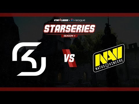 StarSeries i-League S4 - SK Gaming vs. Na'Vi (Mapa 1 - Cobblestone) - Narração PT-BR HD