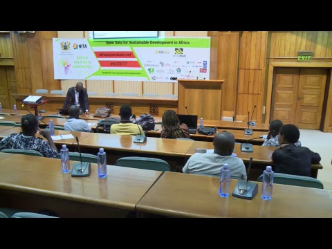 Africa Open Data Conference 2017 - Committee Hall 2