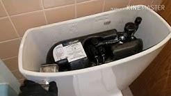 Eco-Flush Pressure Assistant American Standard toilet repair