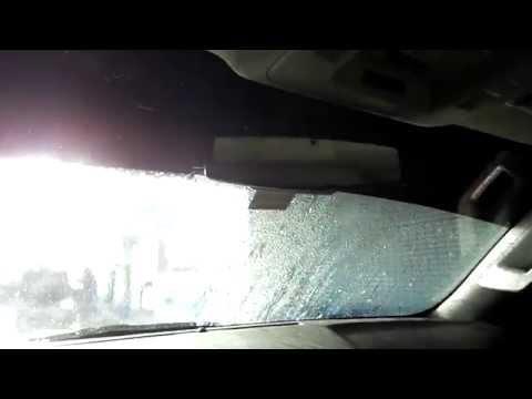 car wash in ADNOC gas station summer 2015