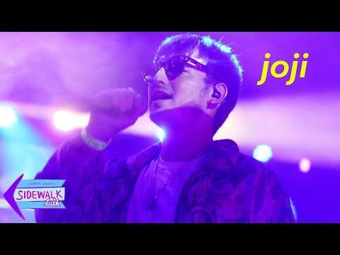 Joji performs secret show + unreleased song