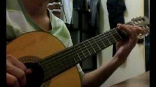 菊花台 Ju Hua Tai - 周杰伦 Jay Chou - Guitar Solo