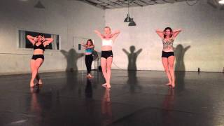 Powerful by Major Lazer feat. Ellie Goulding new contemporary choreography