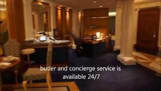 Burj Al Arab Deluxe Suite
