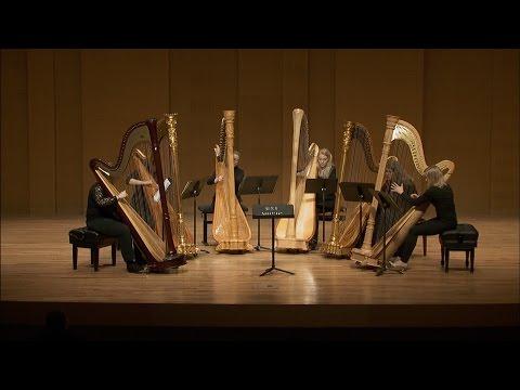 UNT Harpbeats: Ralph Vaughan Williams - Rhosymedre