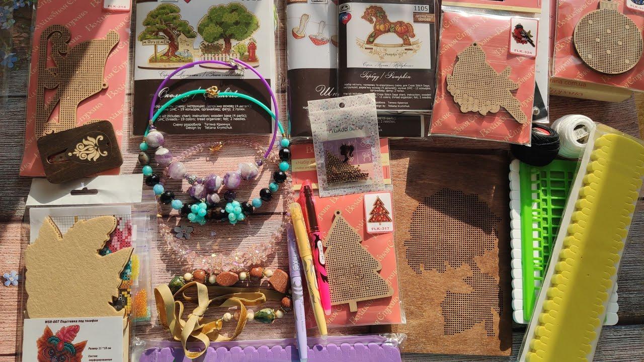 Покупки и подарки с выставки Handmade-expo Осень 2020