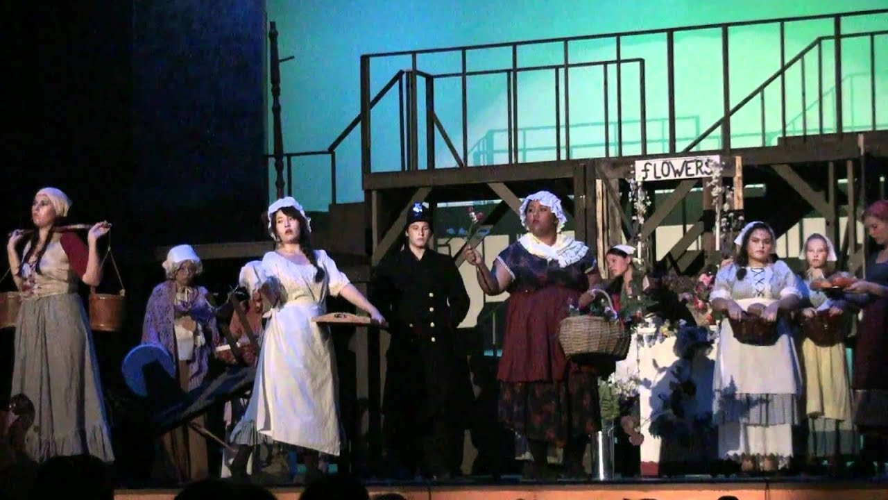 Who Will Buy - Oliver 2011 BHS Theatre Guild - YouTube