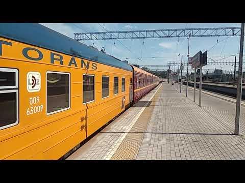 ЭП2К-234 с поездом 932 Москва - Екатеринбург