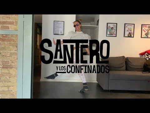 """Santero y los Muchachos - """"Para siempre no existe"""" (Santero y los confinados)"""