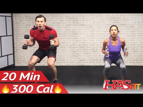 20 Min Cardio Abs Workout without Equipment - Home HIIT Abs High Intensity Cardio Workout Men Women
