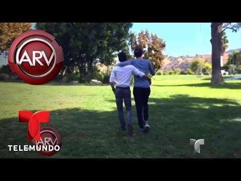 Christopher es más alto que su papá Marc Anthony | Al Rojo Vivo | Telemundo