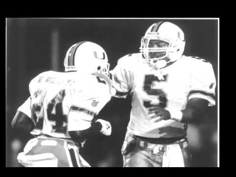 Melvin Bratton - University of Miami Sports Hall of Fame