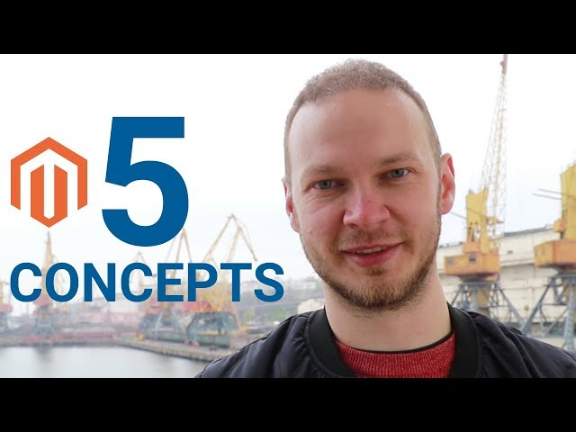 5 key CONCEPTS to be a PROFESSIONAL Magento 2 developer