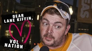 Tennessee Fans have a message for Lane Kiffin