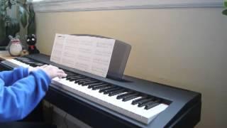 Song: Flowers will bloom, 「花は咲く」 Piano: YukiDobo.