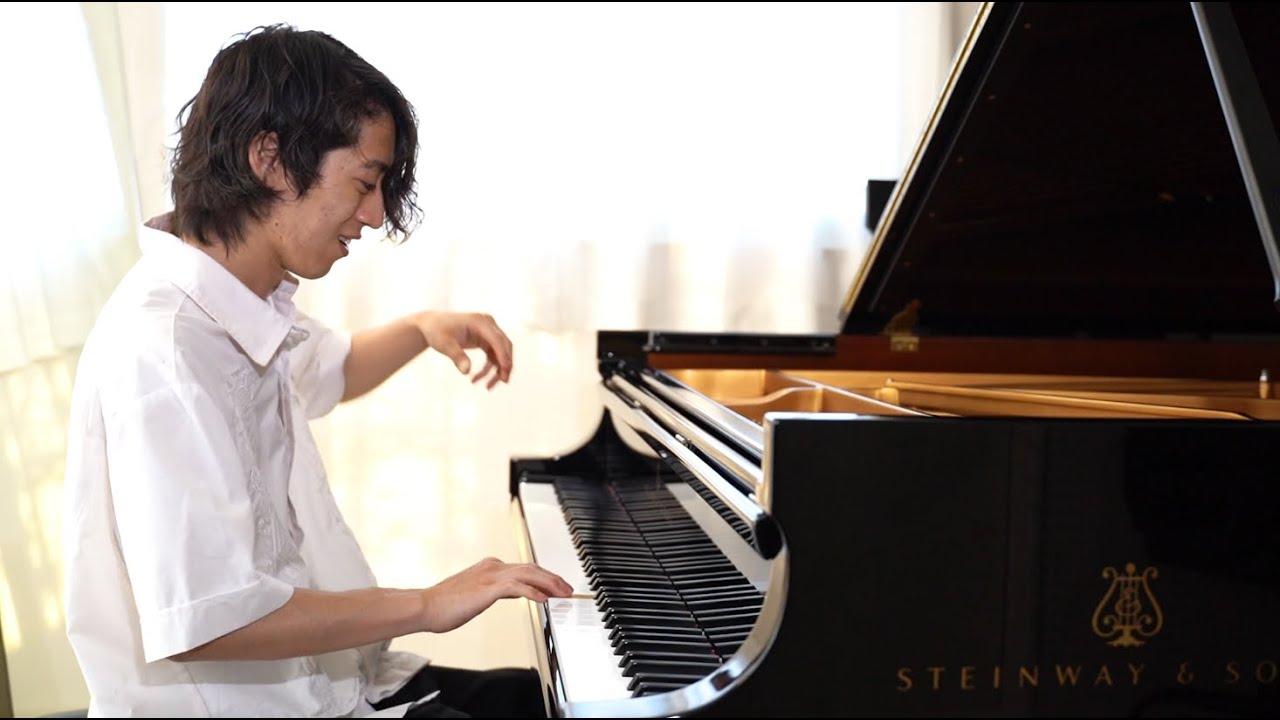 ゆず『NATSUMONOGATARI』Piano Ver.