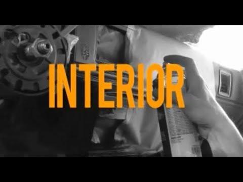 Dupli-Color®'s El Camino Restoration Series: Week 5 Interior