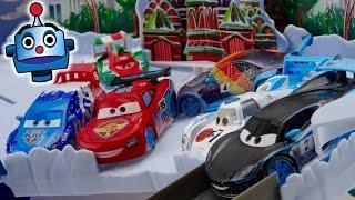 Cars Hielo Ice Racers Derrapes sobre Hielo - Juguetes de Cars