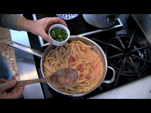 How to Make Penne alla Vodka