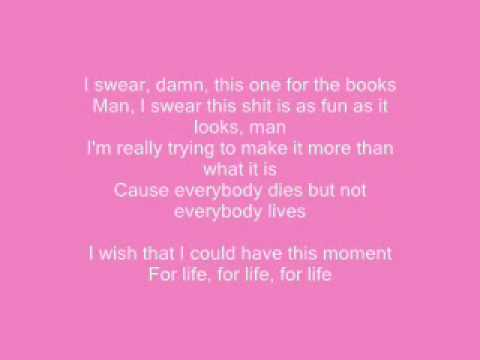 Nicki Minaj - Moment 4 Life ft. Drake Lyrics