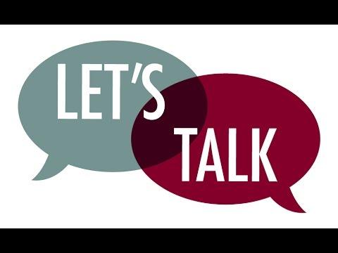 Producer's Podcast - Let's Talk