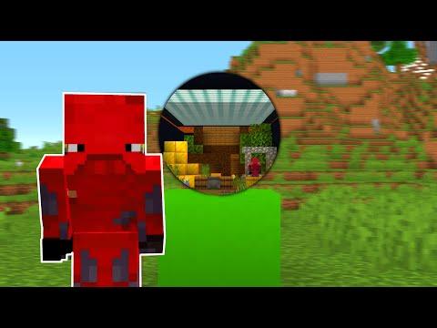 I Made a MINIGAME in Non-Euclidean Minecraft |