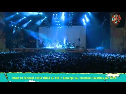 Jack White - Lollapalooza Argentina 2015