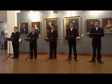 Kovcheg - Song of the Volga Boatmen
