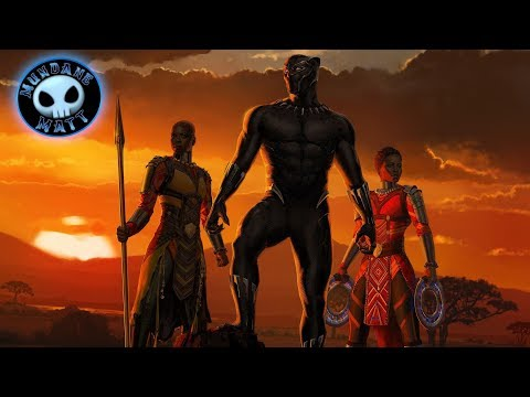 BLACK PANTHER cast responds to Rotten Tomato score attack