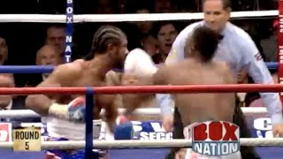 DAVID HAYE KNOCKS OUT DERECK CHISORA - FULL FIGHT HIGHLIGHTS *COURTESY OF BOXNATION*