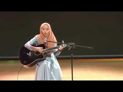 KUN ANTA Versi Akustik Suara Merdu | By Mimi Nazrina