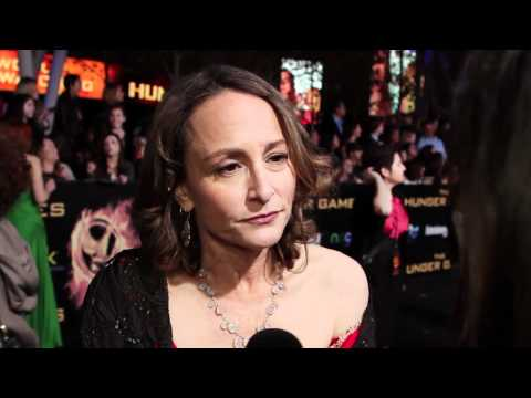 Nina Jacobson - The Hunger Games Premiere Interview