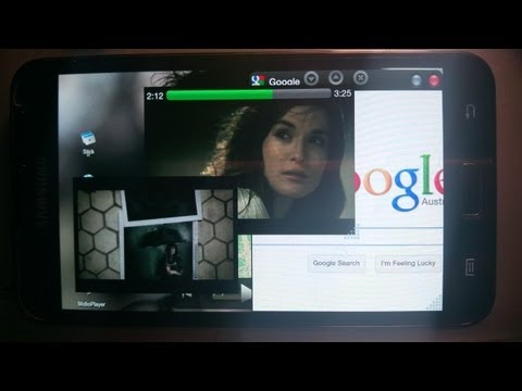Samsung Galaxy Note Extreme TRUE Multitasking!! [ColdFustion]