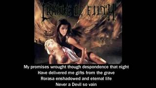 Gambar cover Cradle Of Filth V Empire Or Dark Faerytales In Phallustein FULL ALBUM WITH LYRICS