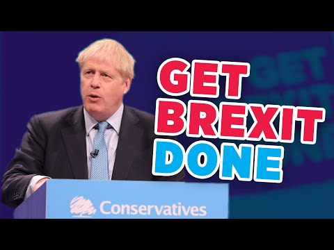 PM Boris Johnson: Speech to Conservative Party Conference 2019