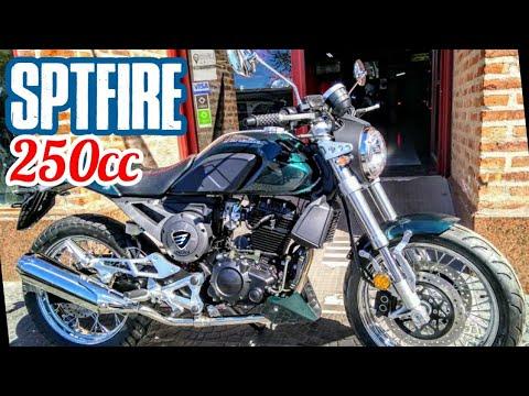Italika SptFire 250 Cuando Va A Salir? Una Moto 250 Con 60hp ?