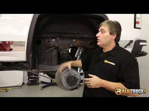 How to Install Firestone Air Bag Suspension Kit