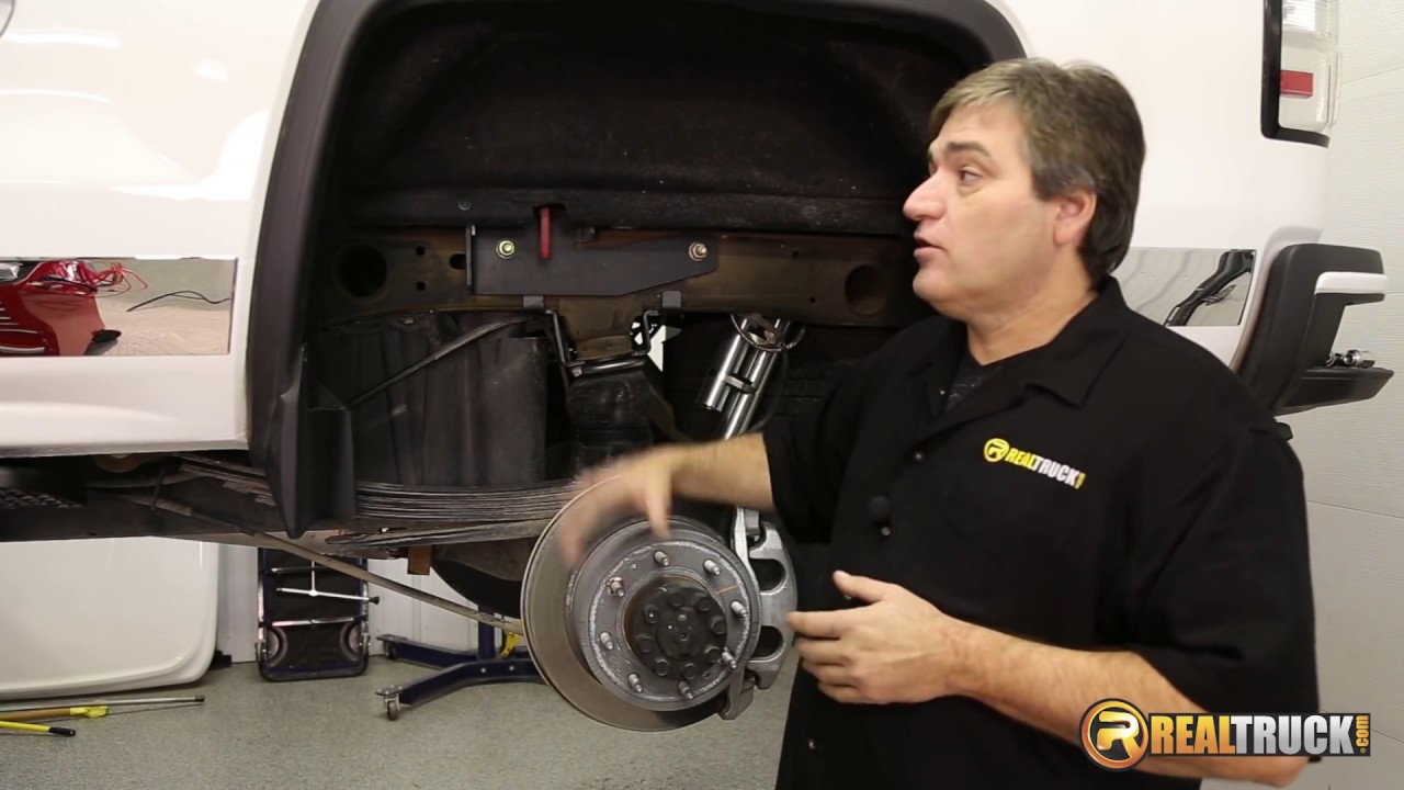 hight resolution of how to install firestone air bag suspension kit