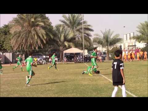 ESG - ATHLETICO MUSCAT, Adiso League U14, Day 11, Season 2016-2017