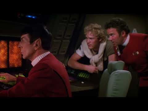Star Trek II: The Wrath Of Khan - Director's Cut - Trailer