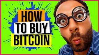 HOW TO BUY BITCOIN - Buying Bitcoin Online - Full Tutorial